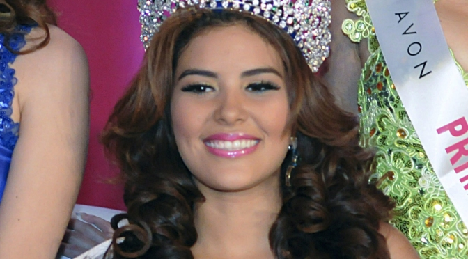 Honduran beauty queen found dead - Executive Salad