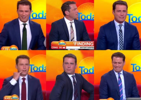 The 34 Most Karl Stefanovic Things To Ever Happen - Executive Salad