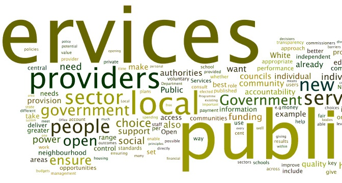 The future of public services in the 21st century