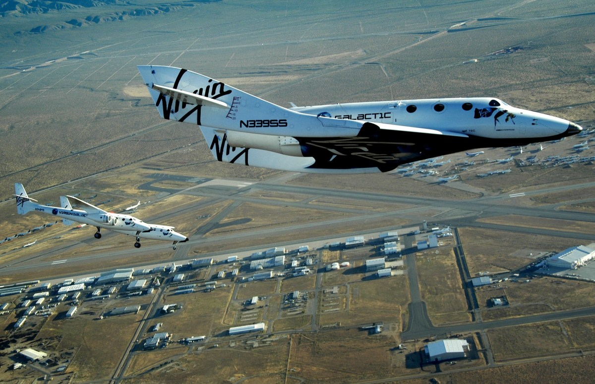 Virgin Galactic's SpaceShipTwo Crashes in New Setback for ...