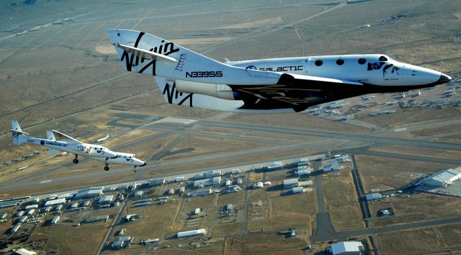 Virgin Galactic's SpaceShipTwo Crashes in New Setback for Commercial Spaceflight