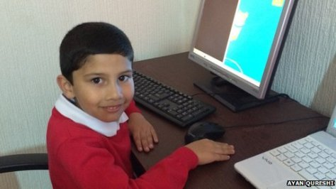 Five-year-old passes Microsoft exam - Executive Salad