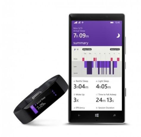 Microsoft Releases $199 Wearable Fitness Tracker - Executive Salad